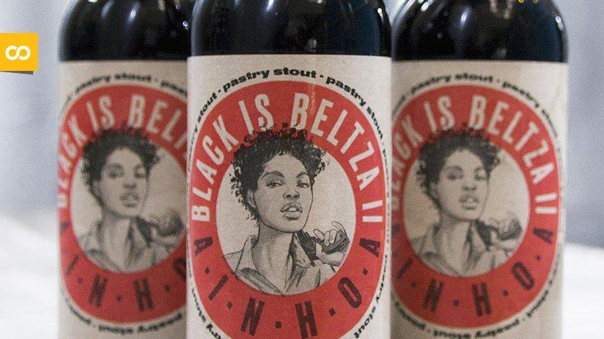Boga Garagardoa lanza la Stout AINHOA – BLACK IS BELTZA II - Loopulo