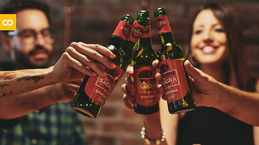 Cerveza LA SAGRA quiere regalar más de 1.000.000€ en cerveza a los hosteleros de Toledo   Loopulo