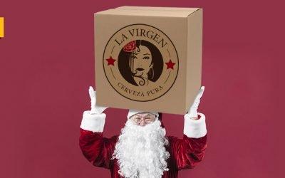El Birrero, la propuesta de suscripción navideña de Cervezas La Virgen