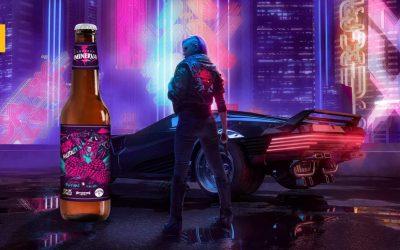 Minerva celebra el lanzamiento de Cyberpunk 2077 con una Mezcal IPA