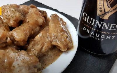 Receta de Pollo con cerveza negra (Stout o Porter)