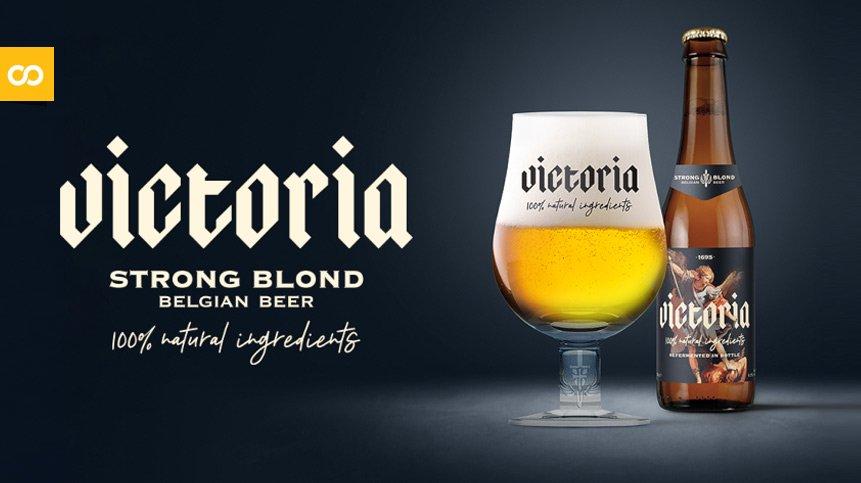 Victoria Strong Blond: ¿Ángel contra demonio? - Loopulo