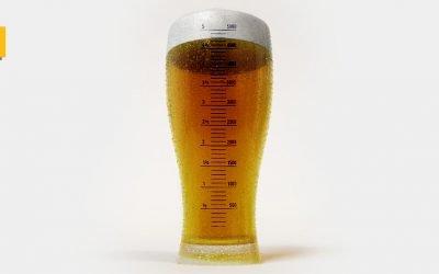 ¿A cuánto equivale una pinta de cerveza?