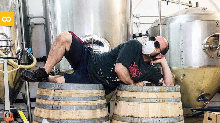 Entrevista a Isaac Beltrán, fundador y maestro cervecero de Reptilian Brewery - Loopulo