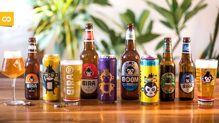 Kirin adquiere una parte de la cervecera india Bira 91 por 30 millones de dólares | Loopulo