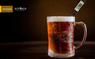 Temperatura de servicio ideal según el estilo de cerveza