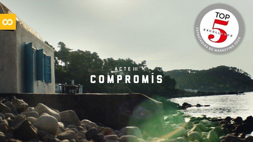 La campaña de Estrella Damm 'Compromiso' premiada en los IPMARK | Loopulo