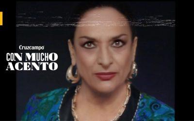 Cruzcampo resucita a Lola Flores en su nuevo spot