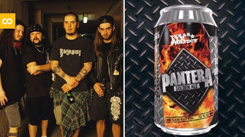 Pantera tendrá cerveza oficial gracias a Texas Ale Project | Loopulo