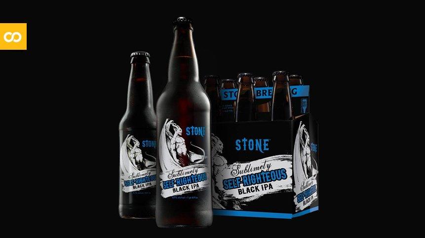Sublimely Self-Righteous Black IPA de Stone Brewing regresa tras 14 años | Loopulo