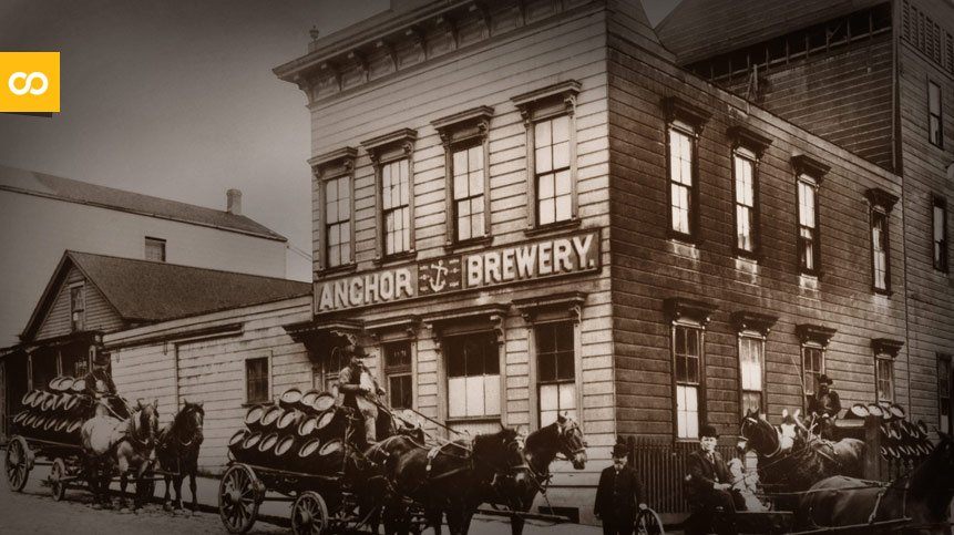 Anchor Brewing: 125 años de vocación pionera, desastres y un futuro incierto   Loopulo