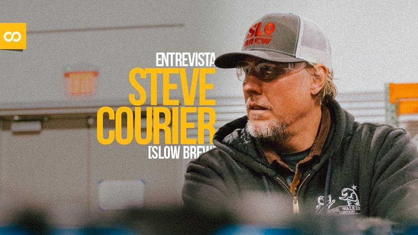 Entrevista a Steve Courier de SLO Brew - Loopulo