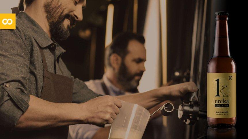 La cervecera catalana unika beer lanza su primera cerveza sin gluten - Loopulo