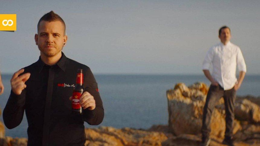 Chefs, el nuevo anuncio de la cerveza Estrella Damm | Loopulo