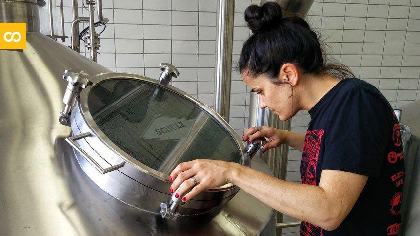 Entrevista a Cristina Sáez, maestra cervecera de Birra & Blues - Loopulo