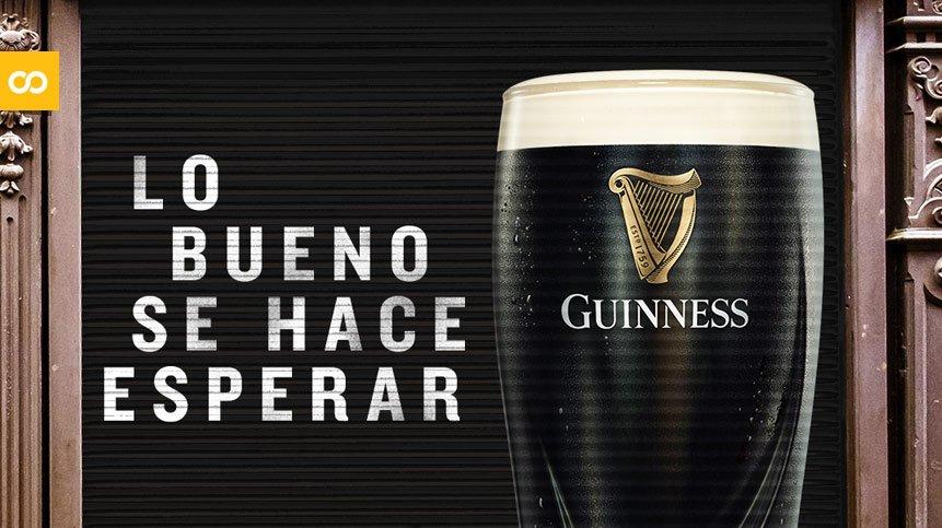 Guinness y Paulaner se unen a Shutter Ads en apoyo a los bares a través de sus persianas - Loopulo