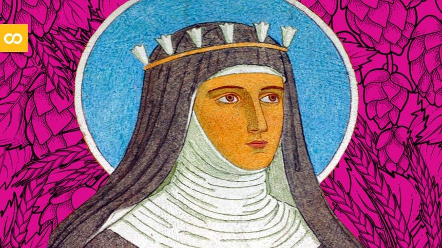 Hildegard von Bingen, la (más que) monja que nos brindó el lúpulo - Loopulo
