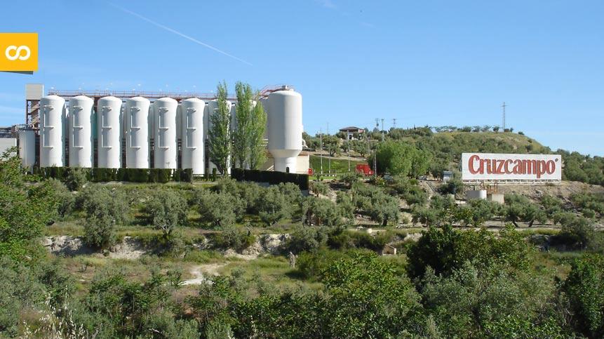 Cervecera CERO Emisiones: La fábrica de Cruzcampo de Jaén, primera de España   Loopulo