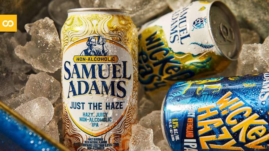 Just the Haze, la primera IPA sin alcohol de Samuel Adams   Loopulo