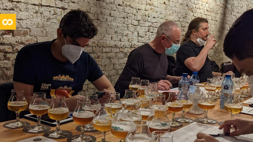 La Textil, Barcelona Beer Challenge - Loopulo