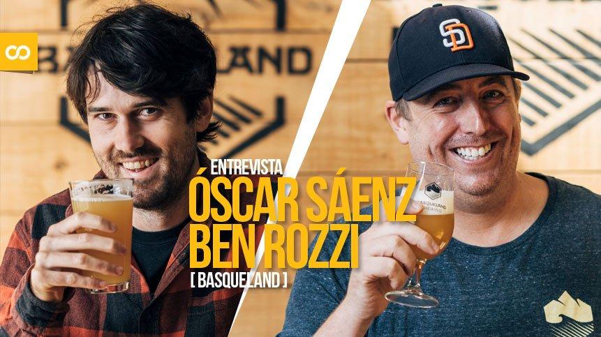 Entrevista a Ben Rozzi y Óscar Sáenz, de Basqueland Brewing | Loopulo
