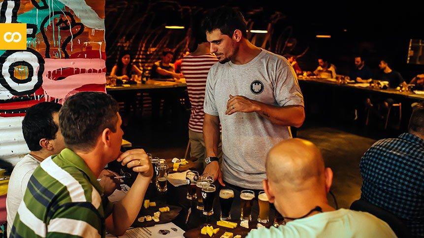 Entrevista a Marcelo Roggio, fundador y maestro cervecero de Peñón del Águila - Loopulo