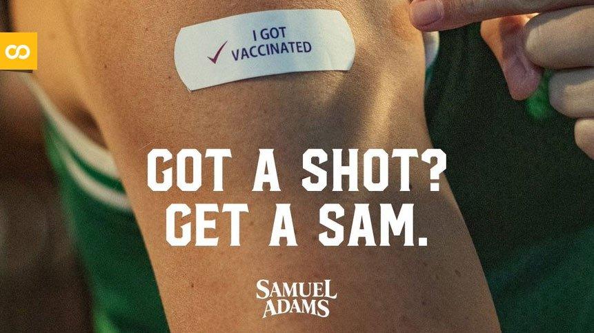 Sam Adams y Budweiser regalan cerveza gratis a quienes se vacunan | Loopulo