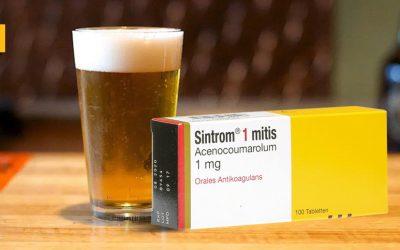 Cerveza y Sintrom, ¿se puede consumir durante el tratamiento?