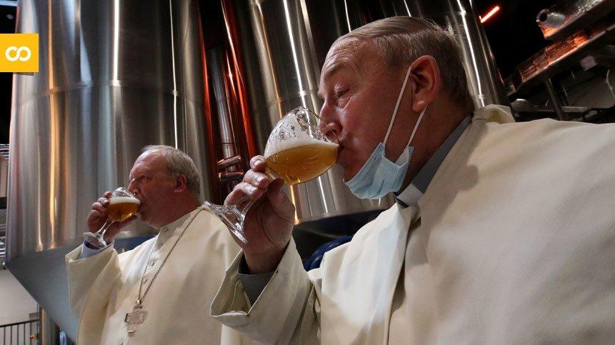 Grimbergen vuelve a elaborar cervezas en su abadía después de más de 200 años - Loopulo