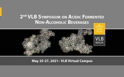 II VLB Symposium on Acidic Fermented Non-Alcoholic Beverages, del 25 al 27 de mayo