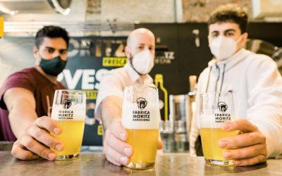Moritz Cum Laude: la primera cerveza universitaria de la marca