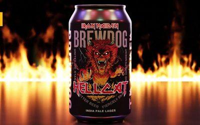 Iron Maiden y BrewDog presentan la India Pale Lager Hellcat