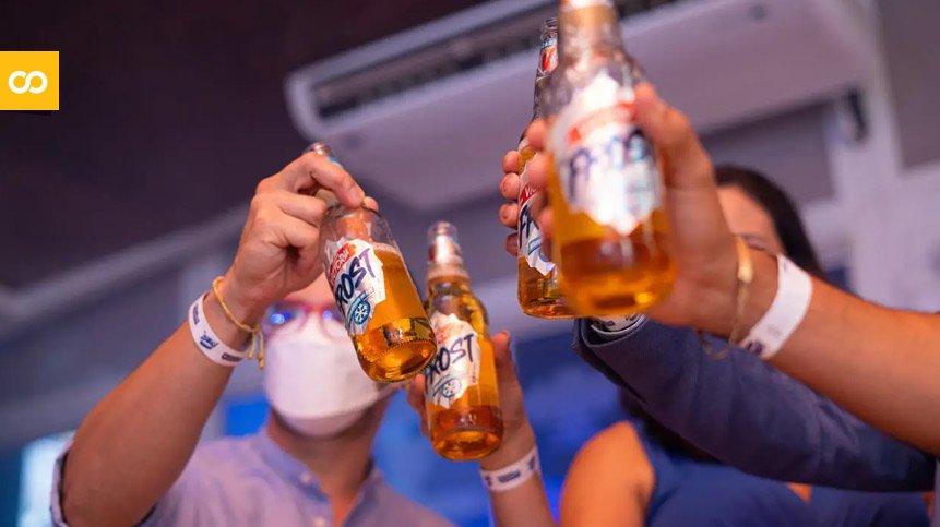 La cerveza nicaraguense Victoria Frost renueva su fórmula - Loopulo
