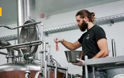 Huggy's Bar y Brasserie C presentan una nueva cerveza con bacon