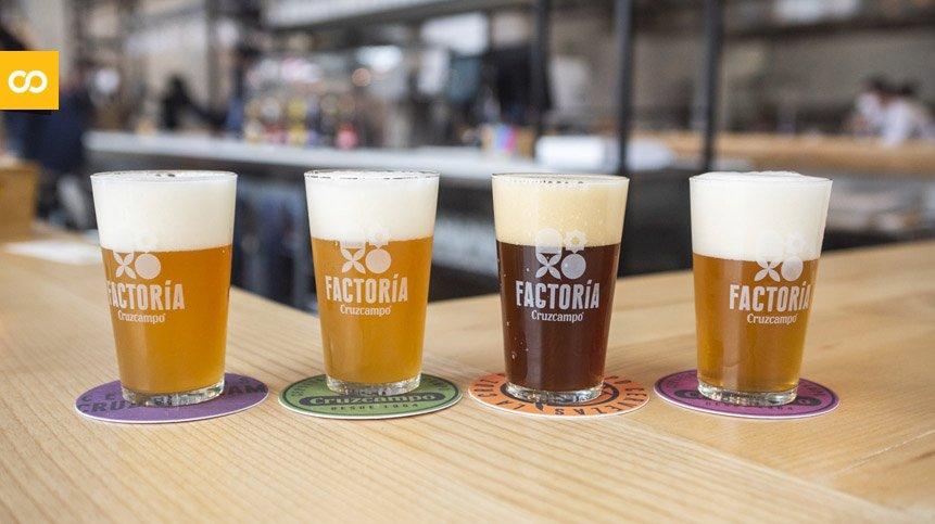 Factoría Cruzcampo: Cultura Cervecera, Talento y mucho acento – Loopulo