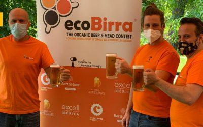 Premios ecoBirra 2021: I Concurso Internacional de Cervezas Ecológicas e Hidromieles Orgánicos