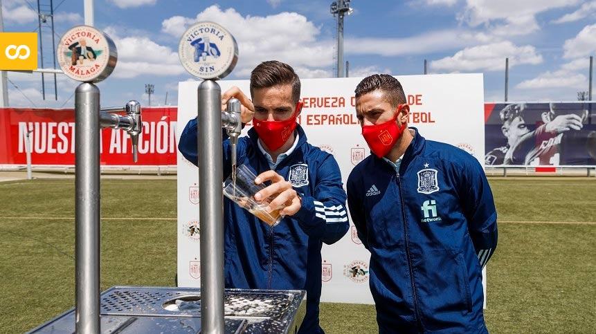 Los grandes éxitos de la Selección Española de fútbol protagonizan la nueva campaña de Cervezas Victoria – Loopulo