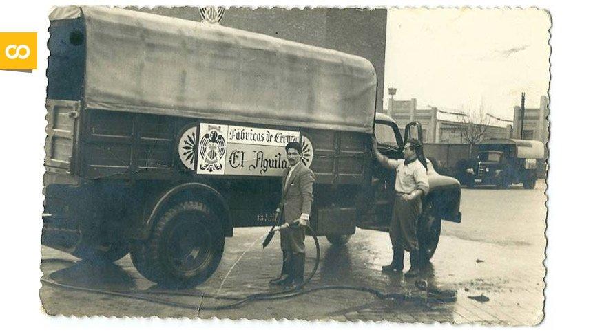 Cerveza El Águila, historia de la centenaria cervecera madrileña - Loopulo