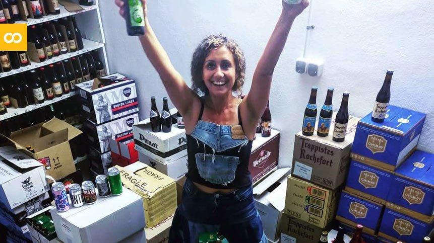 Entrevista a Marianna Zungri, de cervezas Destraperlo - Loopulo