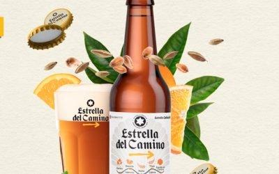 Estrella del Camino, la cerveza que rinde homenaje al Camino de Santiago