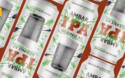 Ambar Doble IPA: la nueva India Pale Ale de La Zaragozana