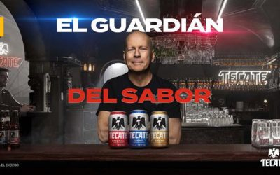 Bruce Willis protagoniza el nuevo anuncio de Tecate: El Guardián del Sabor