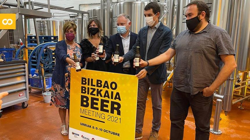 Bilbao Bizkaia Beer: LA SALVE lleva a Bilbao el mayor encuentro para profesionales de la cerveza– Loopulo