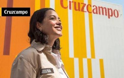 Lala Fernández Coca: «Cruzcampo Especial es la mejor versión de nosotros mismos»