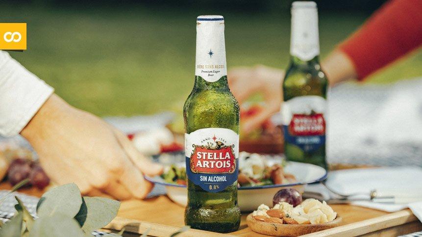 Stella Artois Sin Alcohol, la nueva variedad de la cerveza belga | Loopulo