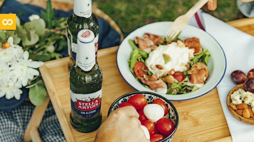 Stella Artois Sin Alcohol, la nueva variedad de la cerveza belga   Loopulo