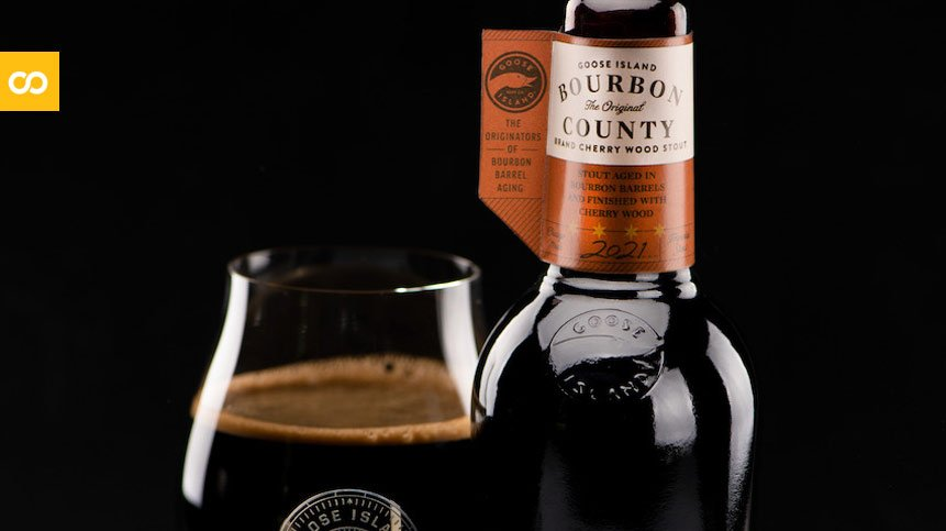Bourbon County Cherry Wood Stout – Loopulo