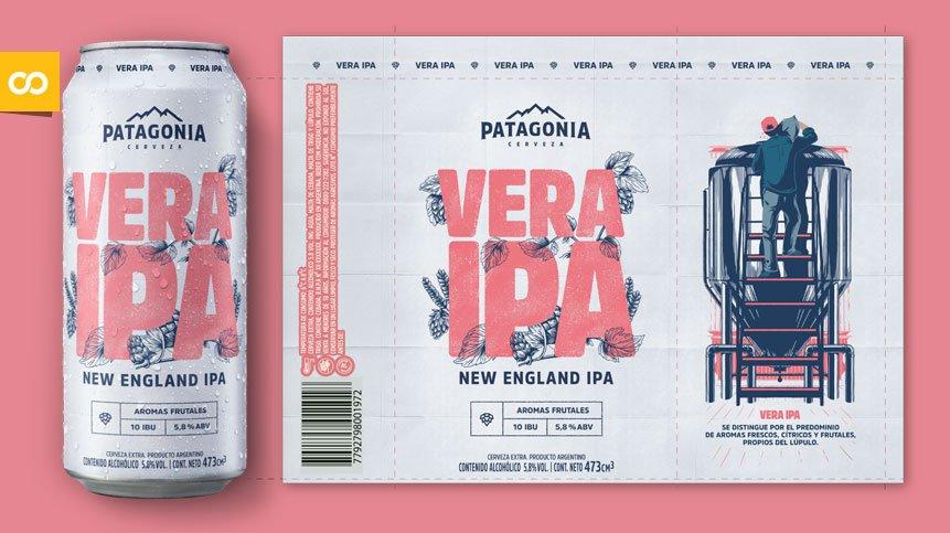 Vera IPA, vuelve la NEIPA de Cerveza Patagonia - Loopulo