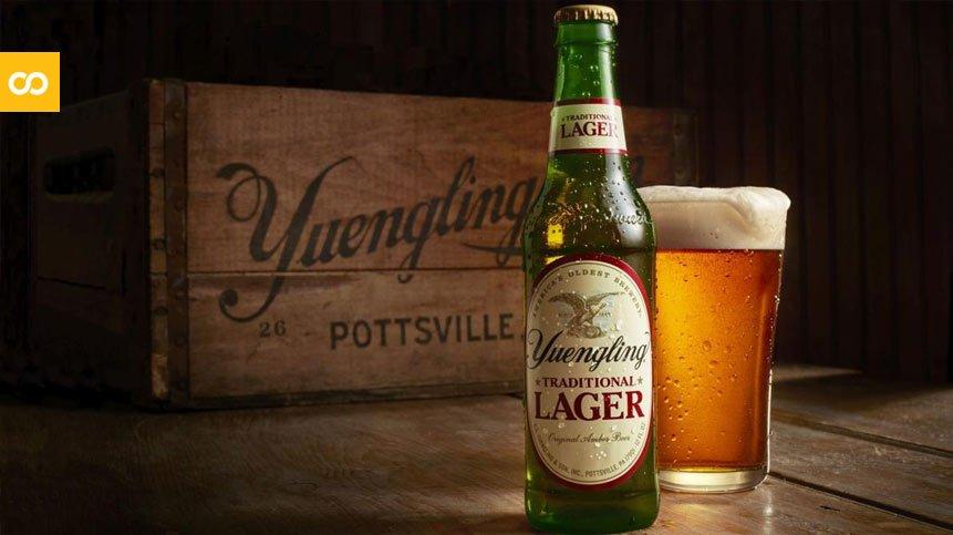 Yuengling ya está disponible en Texas - Loopulo