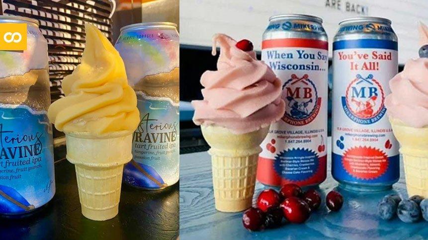 Below Zero: la máquina convierte tus cervezas en helados – Loopulo